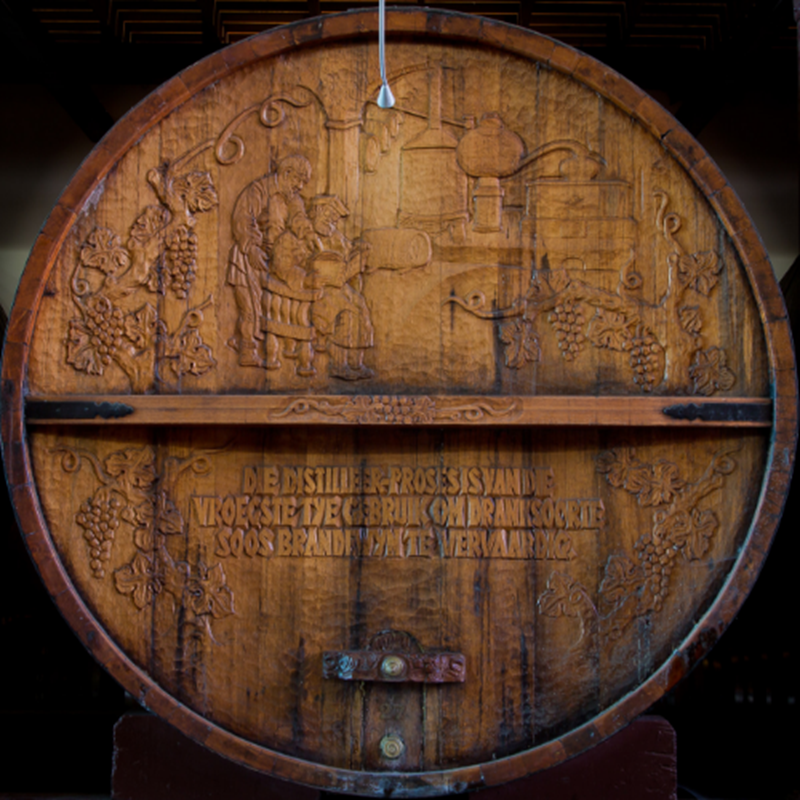 cathedral cellar Barrel No 7  tab