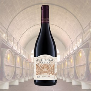 Cathedral Cellar Pinotage preview